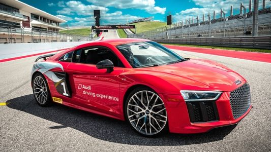 Slideshow: Inside the Audi Driving Experience