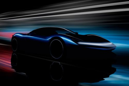 Pininfarina Hypercar Named 'Battista'