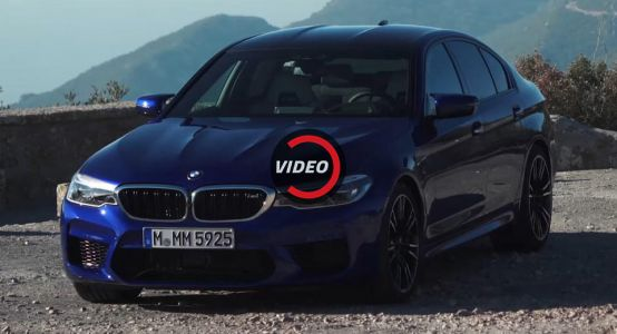 Is The 2018 BMW M5 The New King Of Super Saloons?