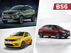 Tata Nexon Compact SUV Tiago Hatchback And Tigor Compact Sedan Launched At Rs Rs 695 Lakh Rs 460 Lakh And Rs 575 Lakh Respectively