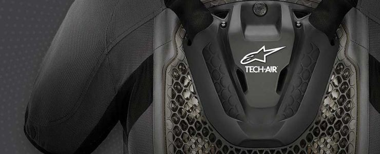 Alpinestars Tech-Air 5 Motorcycle Airbag Preview