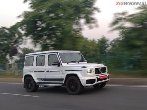2018 Mercedes-AMG G63 Review