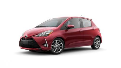 Is the Toyota Yaris Liftback Dead?