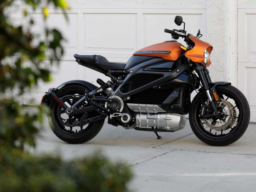 2020 Harley-Davidson LiveWire Review MC Commute