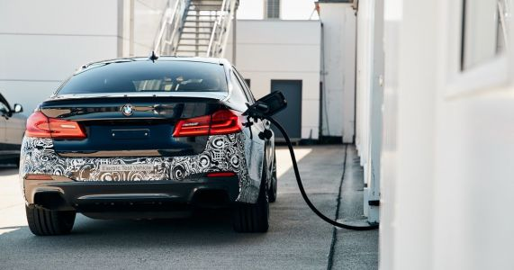 Prepare For A 1000bhp Electric BMW M5 This Decade