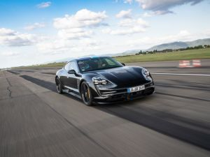 Porsche Teases 2020 Taycan Interiors Ahead Of September 4 Reveal