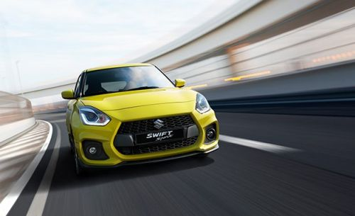 Remember Suzuki? Its New Swift Sport Hatchback Makes 138 HP and Weighs 2100 Pounds