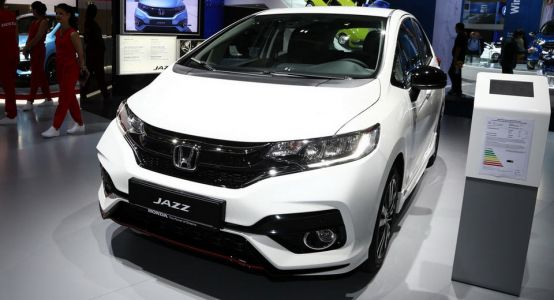 Facelifted Honda Jazz Adds 128hp Dynamic Version Because, Why Not