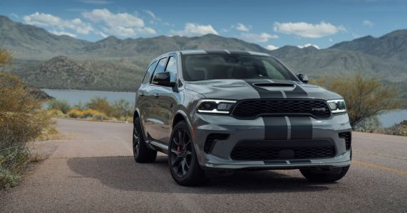 The 703bhp Dodge Durango SRT Hellcat Will Do 0-60mph In 3.5 Seconds
