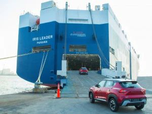 Nissan Magnite Exports To Indonesia South Africa And Nepal
