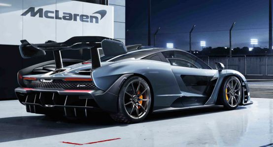 New McLaren Senna Is A 798HP Street-Legal Hypercar For The Track