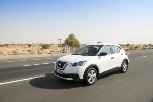 Euro-spec Nissan Kicks First Drive Review