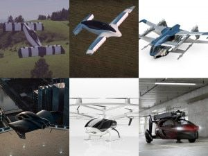 World UFO Day 2020 6 Flying Cars Wed Like In Our Garage