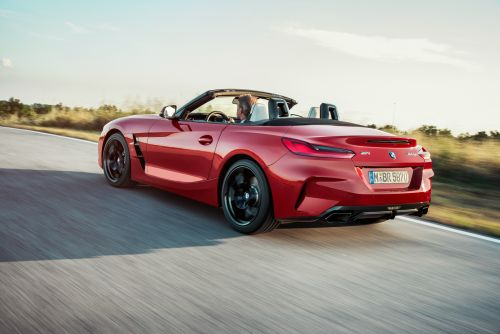 New BMW Z4 M40i Laps Nurburgring Quicker Than The M2