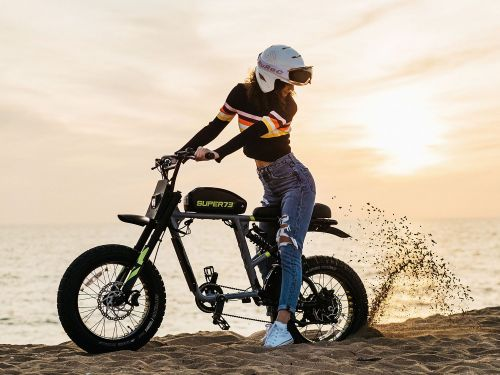 2020 Super73 R-Series Electric Bike Review Photo Gallery