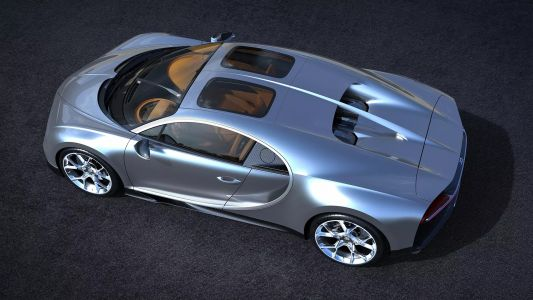 Bugatti Plotting Daily Driver as Second Model