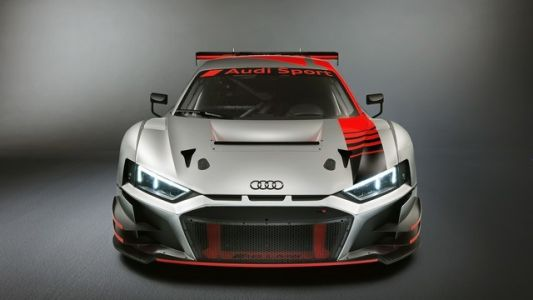 $460,000 2019 R8 LMS GT3 Evo from Paris
