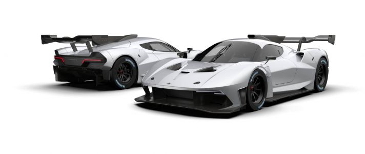 The Czech Republic Has A New 600 HP Supercar Called The Mosquito