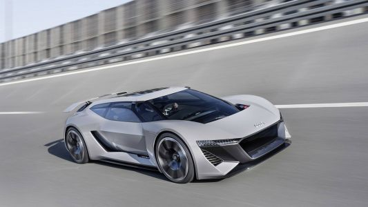 Audi R8 Replacement Might Be A 650 HP Electric e-tron GTR