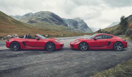 """Next Generation Porsche Cayman and Boxster To Get """"Electrified"""" Variants"""