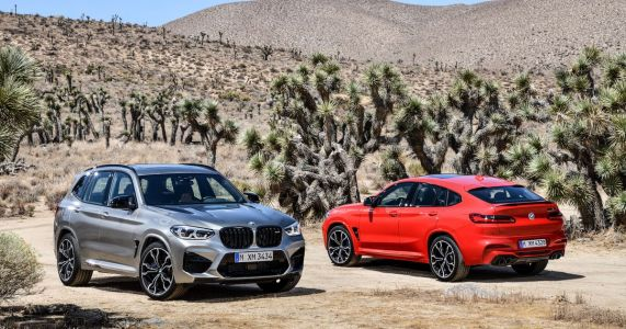 The BMW X3M And X4M Are Here With 503bhp Straight-Sixes