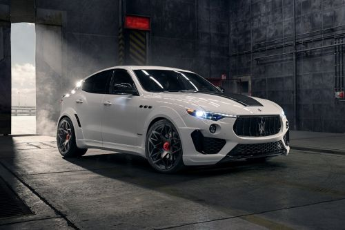 Novitec Esteso Takes Your Maserati Levante Up A Level