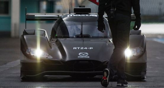 Mazda Team Joest Gets Down To Work On Track