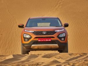 New Tata Harrier Top Features Explained