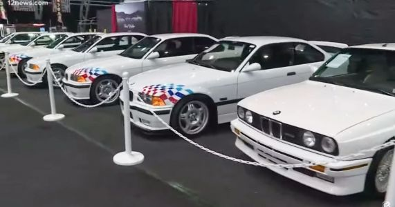 Paul Walker's Car Collection Has Sold For £1.8 Million