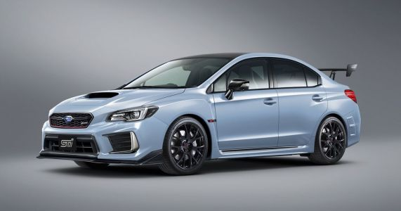It Looks Like A Subaru WRX STI S209 Is Coming To The USA