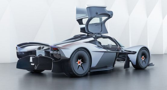 Aston Martin Letting Valkyrie Customers Spec Every Tiny Detail