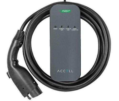 A Simple, Affordable Solution for 240-Volt EV Charging