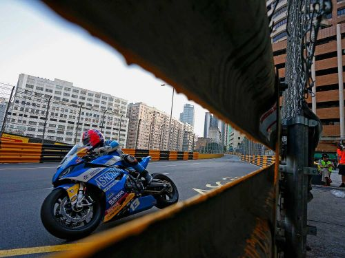 The World's Most Dangerous Motorcycle Road Race-Macau GP