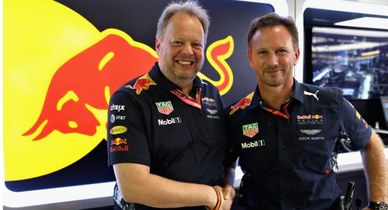 Aston Martin Red Bull Racing Steps Up Partnership