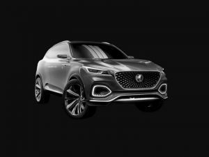 All-Electric MG SUV To Launch In 2020