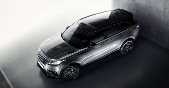 This Range Rover Velar Has A £21,000 Body Kit