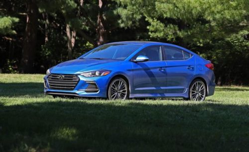 2018 Hyundai Elantra Sport in Depth: Medium Spicy with a Generous Side of Standard Equipment