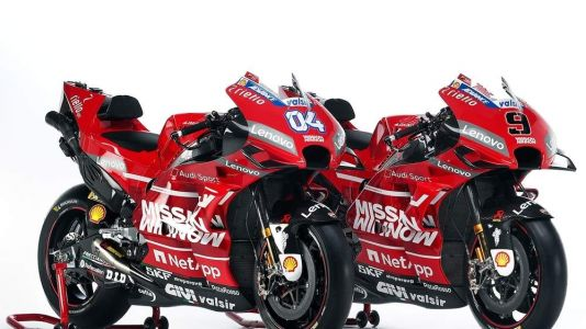 2019 Ducati Desmosedici GP19 MotoGP First Look