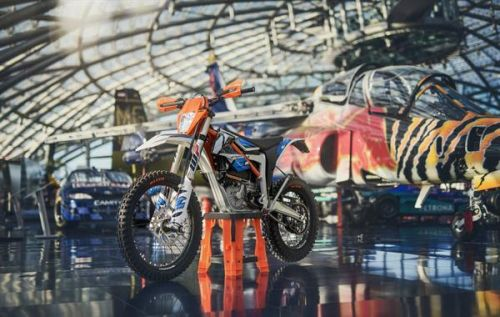 KTM UNVEILS NEW FREERIDE E-XC AND ANNOUNCES FUTURE E-MOBILITY PLANS