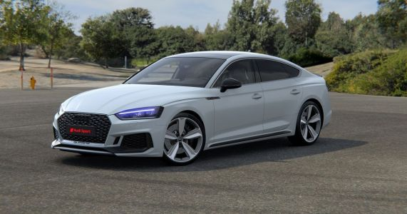 The Audi RS5 Sportback Is Here At Last, But Only In Limited Numbers