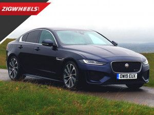 Jaguar XE First Drive Review, Price in India , Features, Engines and More