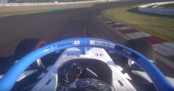 This Super Formula Lap Of Suzuka Will Make Your Head Spin