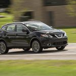 2017 Nissan Rogue Sport AWD - Instrumented Test