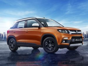 Toyotas Vitara Brezza To Be Launched In 2022