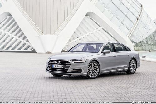 Readers' Choice by auto, motor und sport: Audi Takes Top Place in Connectivity and Interior Design