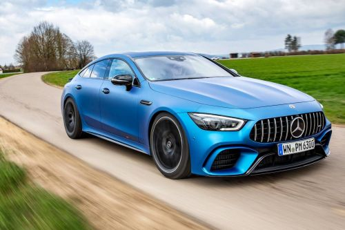 Performmaster Mercedes-AMG GT 63 S 4-Door Coupe Packs 730 HP