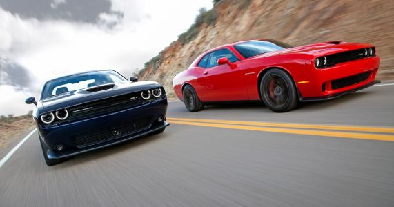 Orlando Airport Is A Hotbed For Dodge Hellcat Theft