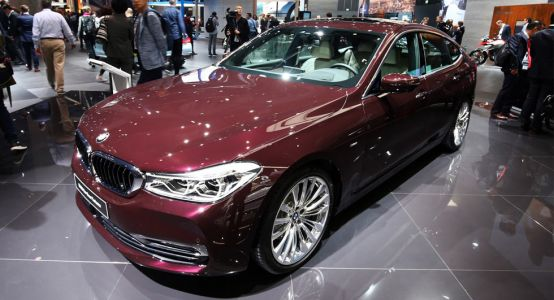 BMW Hatches A New 6-Series In Frankfurt