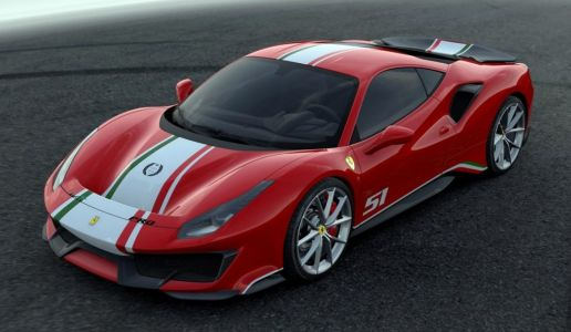 Ferrari 488 Successor Will Be Shown To Customers Next Week