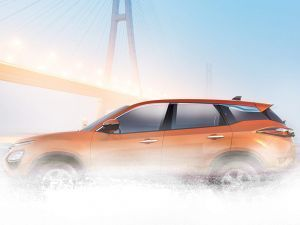 Tata Harrier Bookings Open At Rs 30000 Launch Early Next Year